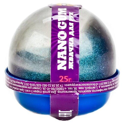 Жвачка для рук NanoGum с эффектом алмазной пыли 25 гр (NGCAP25)