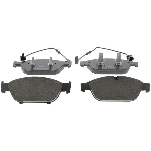 Фото - Дисковые тормозные колодки передние Ferodo FDB4397 для Audi A6 (4 шт.) дисковые тормозные колодки передние ferodo fdb1832 для audi a6 audi a8 volkswagen phaeton 4 шт