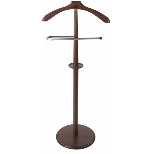 Фото - Напольная вешалка Мебелик В 25Н средне-коричневый напольная вешалка мебелик в 21н средне коричневый