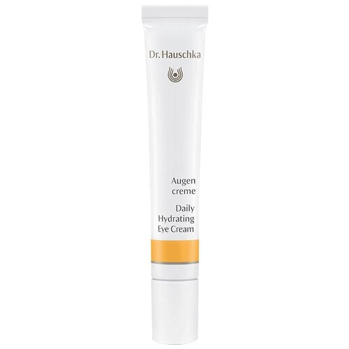 Фото - Dr. Hauschka Крем для кожи вокруг глаз Augencreme Daily Hydrating Eye Cream, 12.5 мл dr jart увлажняющий крем для глаз vital hydra solution biome eye cream 20 мл