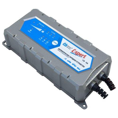 Зарядное устройство Battery Service Expert PL-C010P серый
