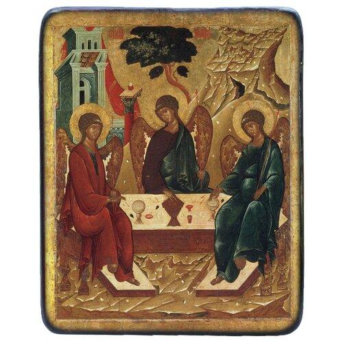Икона Святая Троица, 25х28 см