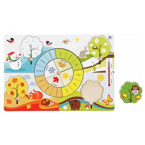 Рамка-вкладыш Мастер игрушек Времена года (IG0137)