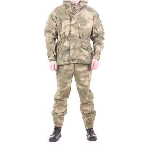 Костюм KE Tactical Горка-3 рип-стоп мох 170 – 176 52-54 костюм ke tactical горка мембрана на флисе multicam 170 – 176 52 54