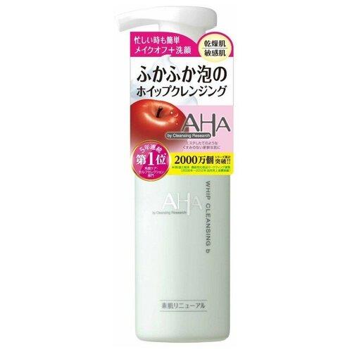 Фото - AHA Жидкое мыло для лица пенящееся с фруктовыми кислотами, 150 мл маска для лица cafemimi обновляющая с aha кислотами 15 мл