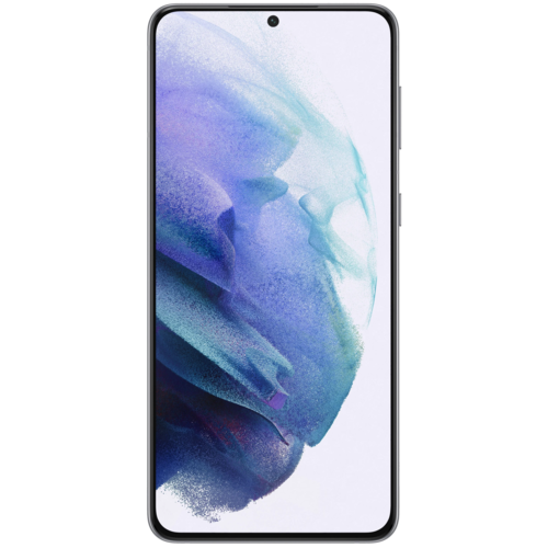 Смартфон Samsung Galaxy S21+ 5G 8/128GB (Snapdragon) Серебряный фантом