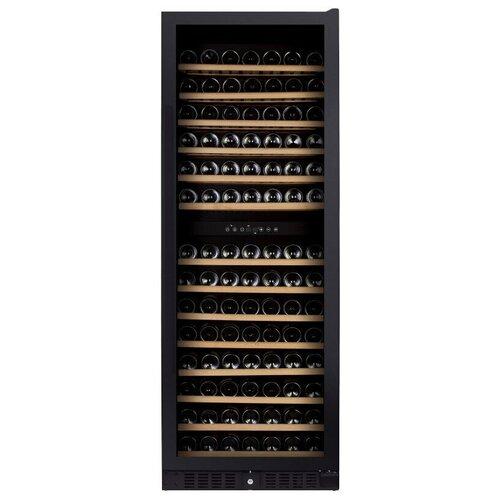 Встраиваемый винный шкаф Dunavox DX-181.490DBK встраиваемый винный шкаф dunavox dx 166 428dbk