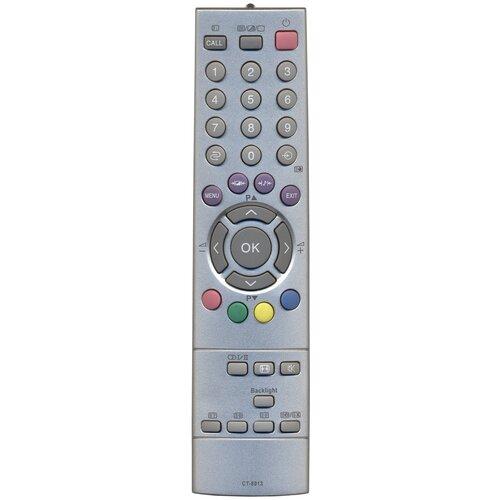 Фото - Пульт Huayu CT-8013 для телевизора Toshiba пульт huayu ct 90430 для телевизора toshiba