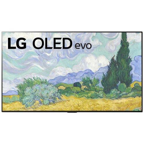 Фото - Телевизор OLED LG OLED55G1RLA 54.6 (2021), черный oled телевизор lg oled55gxr