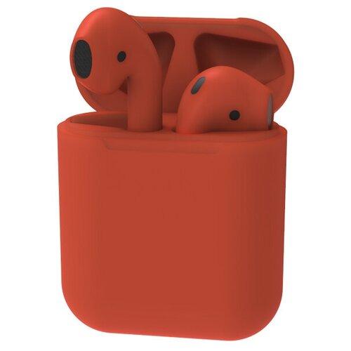 Беспроводные наушники Ritmix RH-825BTH, red беспроводные наушники ritmix rh 707