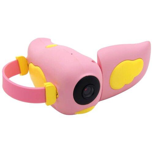 Фото - Фотоаппарат Camera Kids A100 розовый stories for kids