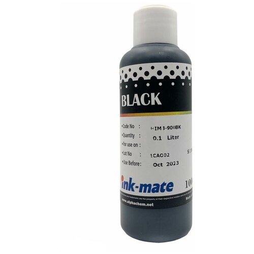 Чернила универсальные для HP / чернила для HP пигментные Black (черные) 100 мл HIM900A совместимые