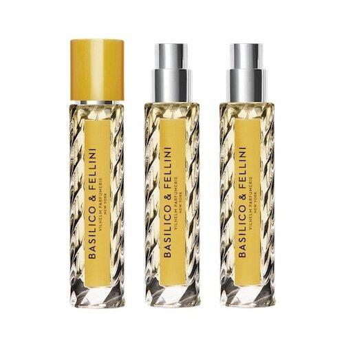 Парфюмерный набор Vilhelm Parfumerie Basilico & Fellini