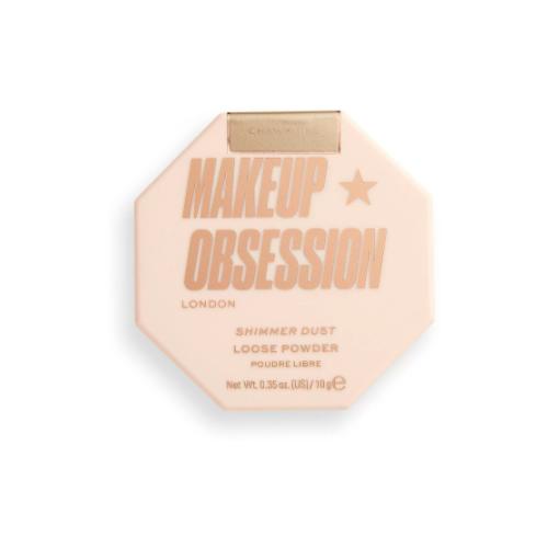Makeup Obsession Хайлайтер Shimmer Dust champagne