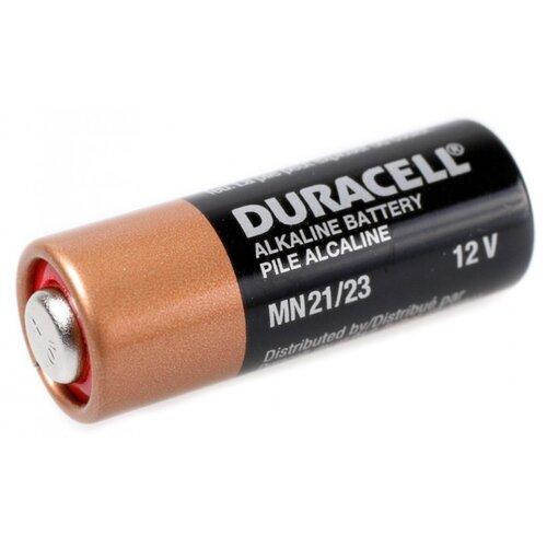Фото - Щелочная батарейка DURACELL 23A (MN21) батарейка a23 12v для брелоков сигнализаций щелочная 1 шт 23a 01