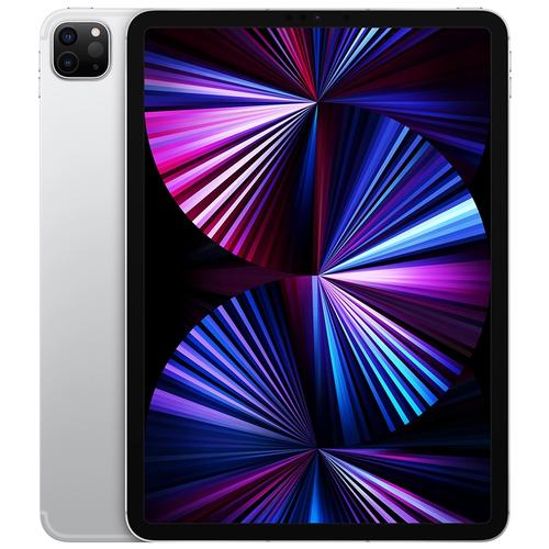 Планшет Apple iPad Pro 11 2021 128Gb Wi‑Fi + Cellular, серебристый