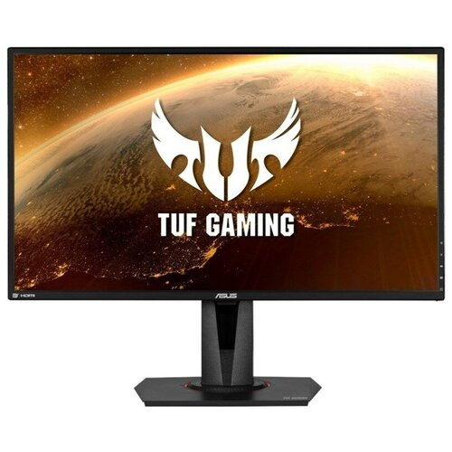 "Монитор ASUS TUF Gaming VG27BQ 27"" black"