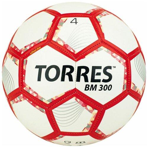 Мяч футбольный Torres BM 300 арт.F320744 р.4