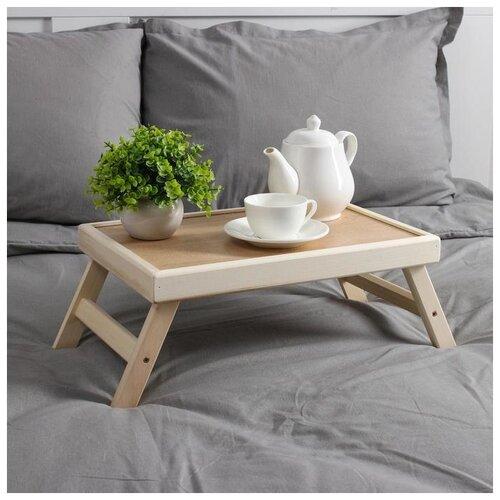 Столик для завтрака складной, 43×27см 4878480
