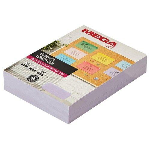 Фото - Бумага ProMEGA А4 Pastel 80г/м² 500 лист., фиолетовый бумага promega а4 73634 100 лист белый