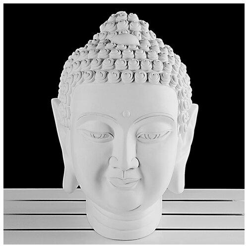 Гипсовая фигура Известные люди: Голова Будда 31*20,5*44 10-143 2703730