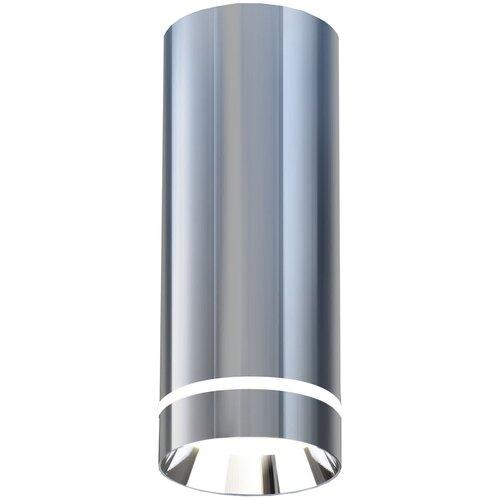 Спот Elektrostandard DLR022 12W 4200K хром