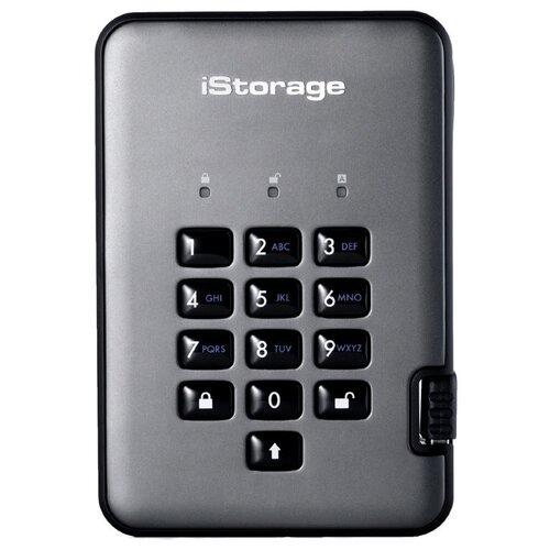 Фото - Внешний SSD iStorage diskAshur Pro2-SSD 1 TB, graphite raise3d pro2