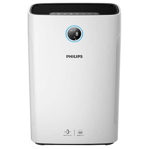 Мойка воздуха Philips AC3829/10, белый/черный