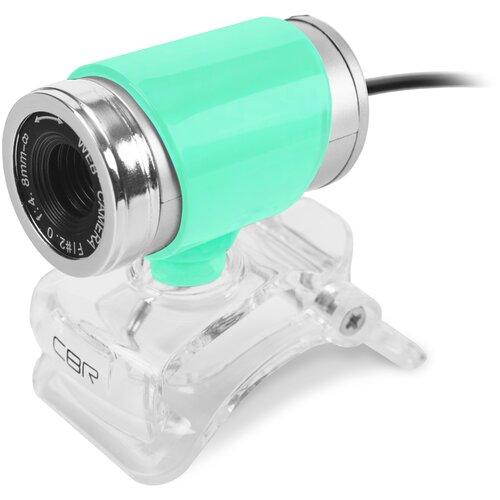 Веб-камера CBR CW 830M green