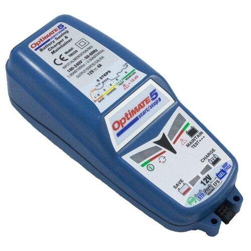 Зарядное устройство Optimate 5 Start-Stop синий