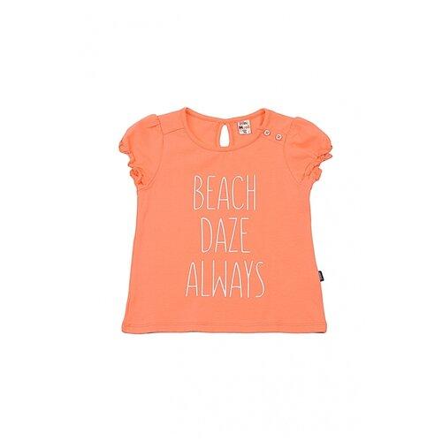 Фото - Футболка Mini Maxi 3226, цвет кремовый/персиковый, размер 116 рубашка fendi размер 116 кремовый