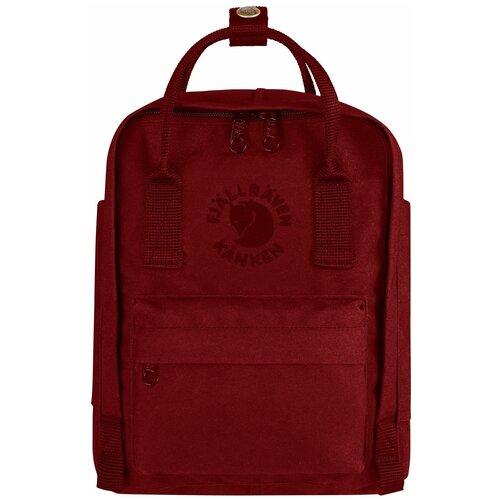 Городской рюкзак Fjallraven Re-Kånken Mini 7, ox red городской рюкзак fjallraven re kånken 16 un blue