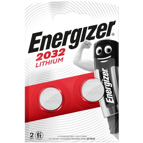 Фото - Батарейка Energizer CR2032, 2 шт. батарейка sonnen cr2032 1 шт блистер