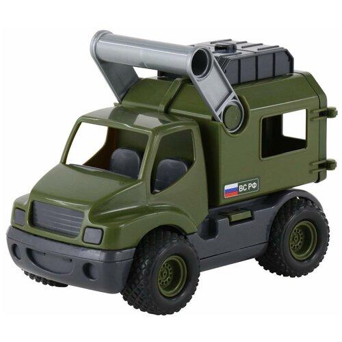 Фургон Wader Военный КонсТрак (48691), 24 см фургон wader спасательная команда 0537 24 см
