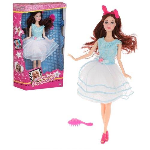 Купить Кукла Наша Игрушка Модница , 30 см, 2 предмета, коробка (ZQ30325-17), Наша игрушка, Куклы и пупсы