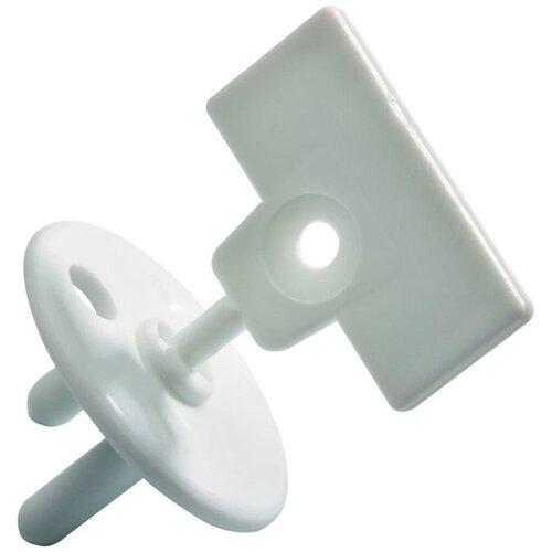 Купить Заглушки для розеток 3202002000 Safety 1st белый, Аксессуары для безопасности