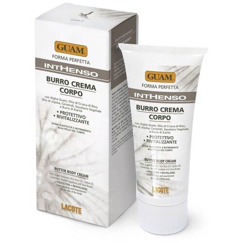 Крем для тела Guam питательный с маслом карите Inthenso Burro Crema Corpo, 150 мл