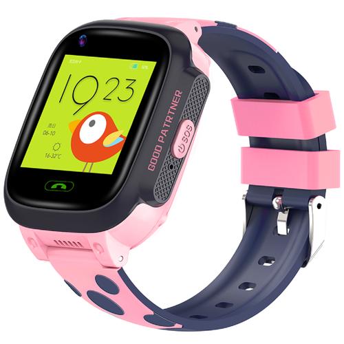 Детские умные смарт-часы Smart Baby Watch Y95 Водонепроницаемые, 4G, Wi-Fi и GPS, с видеозвонком и SIM card детские умные часы телефон с gps smart baby watch df25 голубые