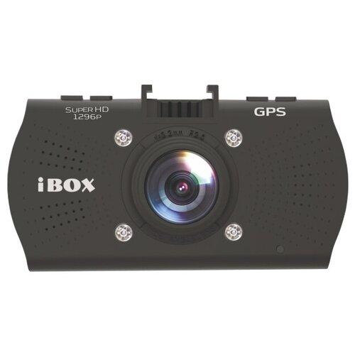 Видеорегистратор iBOX Combo GTS, GPS, черный