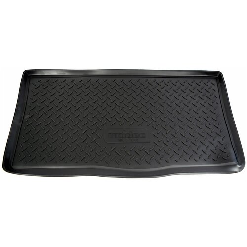 Коврик багажника NorPlast NPL-P-12-28 черный коврик багажника norplast npl p 31 12 черный