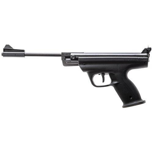 Пневматический пистолет Baikal МР-53M, черный
