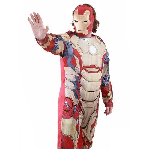 Костюм Железного Человека, размер 52-54.
