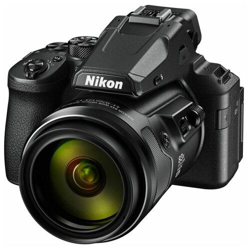 Фотоаппарат Nikon CoolPix P950 черный nikkor 83x wide optical zoom ed vr 4.3-357 mm 1:2.8-6.5