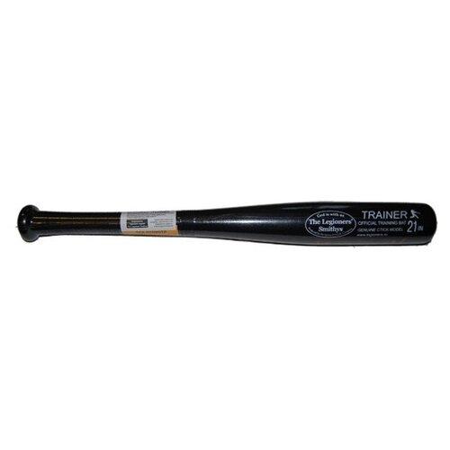 Бита деревянная для игры в бейсбол 'The Legioners Smythys'. Цвет: чёрный: №21