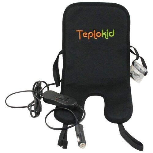 Teplokid накидка на сиденье автокресла с подогревом ТК-001 черный