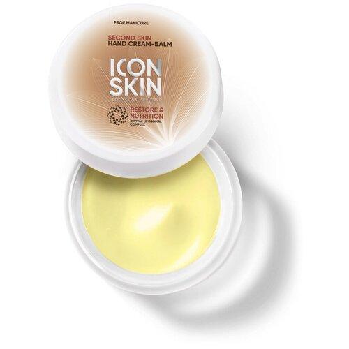Крем-бальзам для рук Icon Skin Second Skin с маслом облепихи 100 мл
