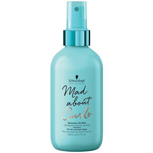 Schwarzkopf Professional Mad About Curls Масляное молочко для тонких, нормальных и жестких волос, 200 мл недорого