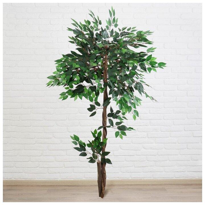 Дерево искусственное 160 см Фикус 440280 — купить по выгодной цене на Яндекс.Маркете