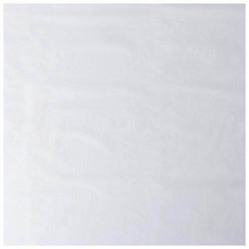 Фото - Штора для ванной Классика 180х180 см EVA, цвет белый 4563117 штора для ванной доляна графика 180х180 732658 синий