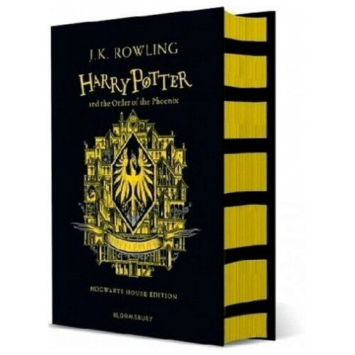 Harry Potter and the Order of the Phoenix - Hufflepuff Edition 1